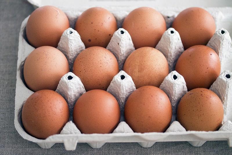 Jakich jaj używamy?
