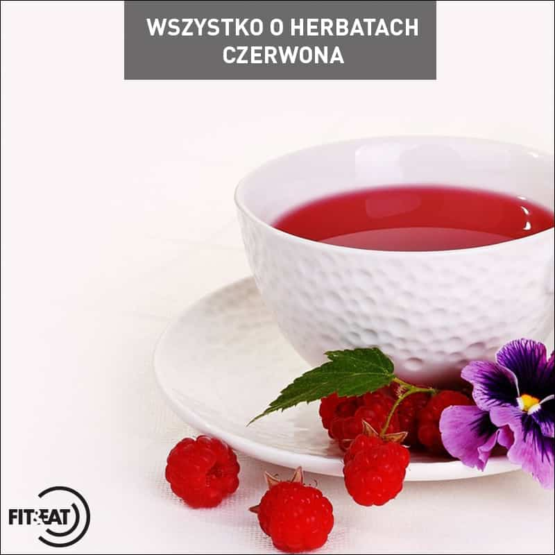 Wszystko o herbatach- Czerwona